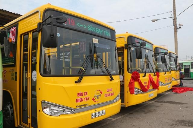 Xe đưa đón sân bay Tân Sơn Nhất đi Tiền Giang